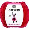Kartopu Amigurumi 50g Red K150
