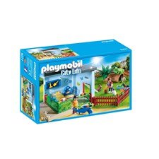 Smådjurspensionat, Playmobil City Life (9277)