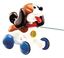 Sit 'n' walk Puppy, Tomy