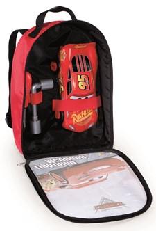 Ryggsäck med verktyg & Blixten McQueen, Disney Cars 3