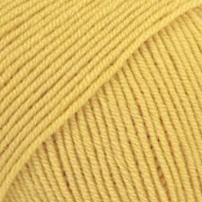 Drops, Baby Merino Uni Colour, Garn, Ullgarn, 50 g, Sitronpunsj 45