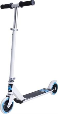 Stiga sparkesykkel Solider 120-SC, hvit