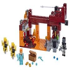 Den Flammande Bron, LEGO Minecraft (21154)