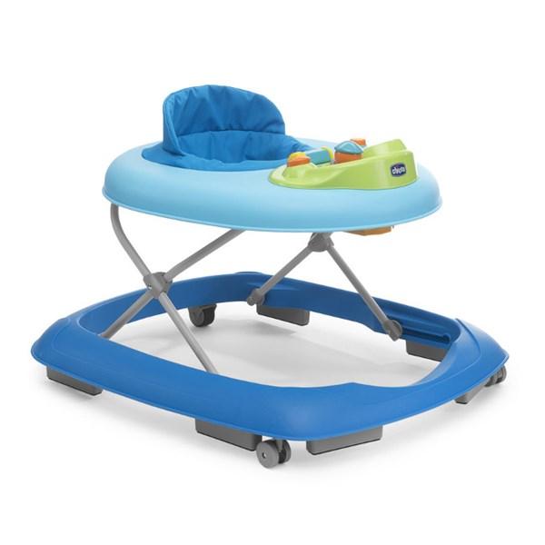 Elskede Lära-gå-stol Rainbow Baby Walker, Blå, Chicco - gåstol | Adlibris TC-33