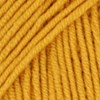 Drops Merino Extra Fine Uni Colour Garn Merinoull 50g Senap (30)