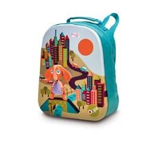 Happy Backpack City, Oops
