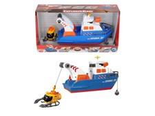 Explorer Boat & Submarine med ljud och ljus, Dickie Toys