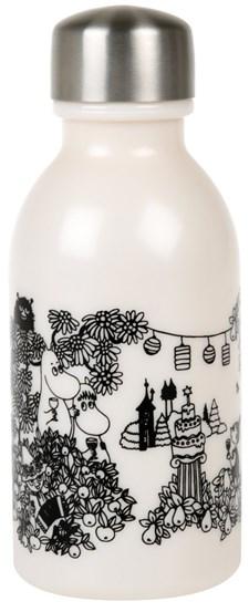 Mumin Trädgård Flaska 30 cl Plast