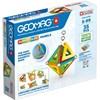 Geomag, Supercolor Panels, Återvunnen Plast, 35 delar