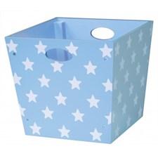 Förvaringsbox Star, Blå, Kids Concept