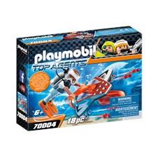 SPY TEAM Undervattensskjutare, Playmobil (70004)