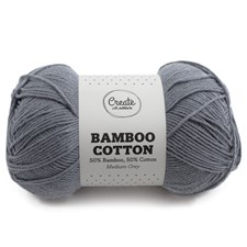Adlibris Bamboo Cotton 100g Medium Grey A521
