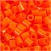 Rörpärlor 5x5 mm 6000 st Orange Klar (13)