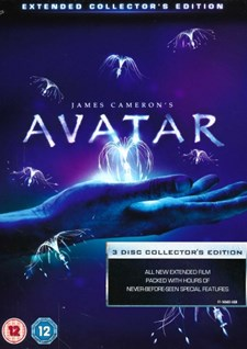 Avatar - Extended Collectors Edition (3-disc)