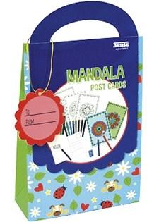 Pysselset Present Sense Mandala kort