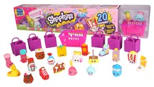 Mega Pack 20 stk, Season 2, Shopkins