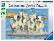 Hästar, Pussel 1500 bitar, Ravensburger