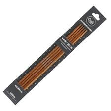 Strumpstickor 4mm Bambu 20cm