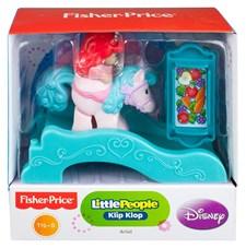 Fisher-Price, Klip-Klop, Ariel, Disney Princess