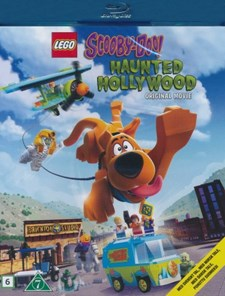 Lego Scooby-Doo - Haunted Hollywood (Blu-ray)