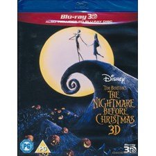 Nightmare before christmas (Blu-ray 3D)