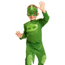 Maskeradkläder, Gecko, Pyjamashjältarna