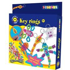 Pysselset, DIY nyckelringar