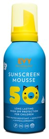 EVY Solskydd Barn Mousse, SPF 50, 150ml
