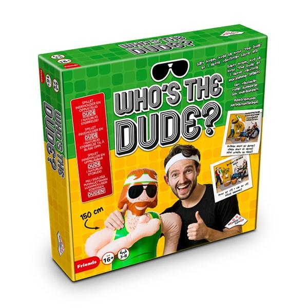 Who's the Dude, Sällskapsspel