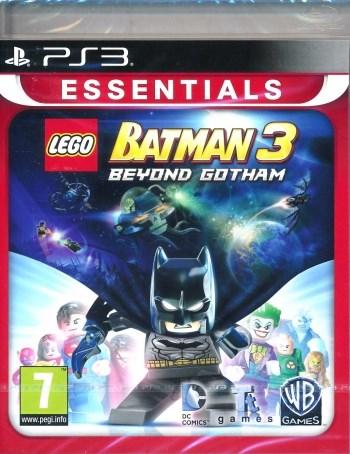 LEGO Batman 3 - Beyond Gotham Essentials  Warner Games
