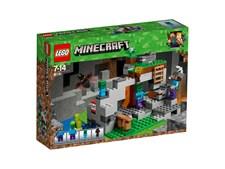 Zombiegrottan, LEGO Minecraft (21141)