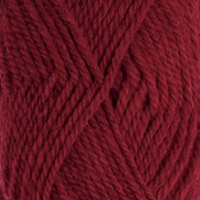 Drops Alaska Uni Colour Lanka Villalanka 50g Dark Red 11