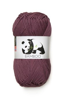 Viking of Norway Bamboo 50 gr tummaliila