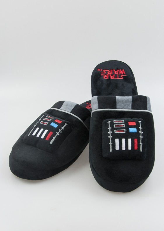 Star Wars Darth Vader Tofflor Stl. 42 45