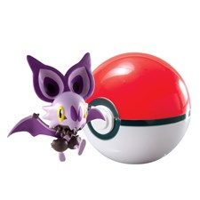 Pokémon, Clip 'n' Carry Ball, Noibat + Poke Ball