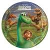 Den Gode Dinosaurien Papptallrikar, 8 st