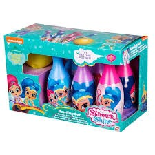 Bowlingset, Shimmer and Shine