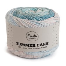 Adlibris Summer Cake 100g Summer Breeze B132