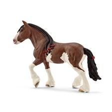 Häst, Clydesdale Märr, Schleich