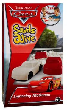 Lynet McQueen, Disney Biler, Sands Alive