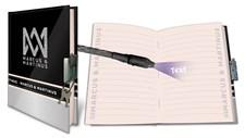 Päiväkirja maagisella kynällä, Silver Line, Marcus & Martinus