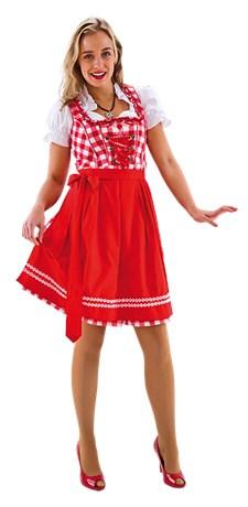 Mekko Oktoberfest Deluxe Punainen