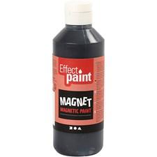 Magneettimaali, musta, 250ml