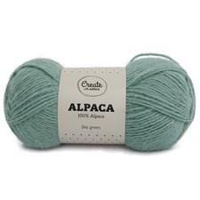 Adlibris Alpakkalanka 50g Sea Green A031