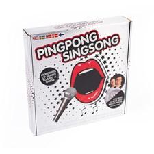 PingPongSingSong, Perhepeli (SE/NO/FI/EN)