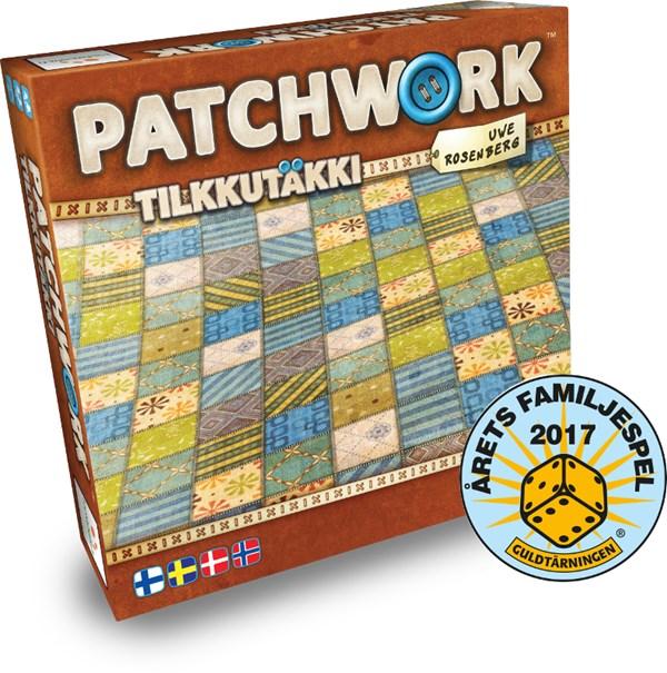 Patchwork, Familiespill
