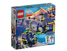 Batgirl hemlig bunker, LEGO DC Super Hero Girls (41237)