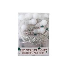 Ljusslinga LED Mini, Flerfärgad, Rice