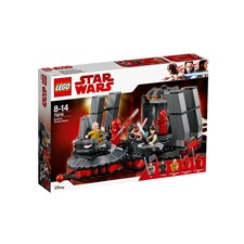 Snoke's Throne Room, LEGO Star Wars (75216)