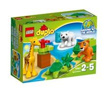 Djurungar, LEGO DUPLO Town (10801)